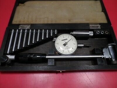 "Machinist Tool: Fowler Dial Bore Gage Set, 2"" - 6"""