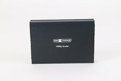 MedXChange 1080P HDMI to HDMI Scaler With Audio