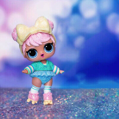 LOL Surprise Sparkle Series Dawn NEW Sealed in Ball w/ Accessories!!! VHTF!!!