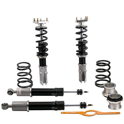 Coilovers Suspension Kits for Ford Mustang 4th 1994-04 24 Step Adj. Damper Grey