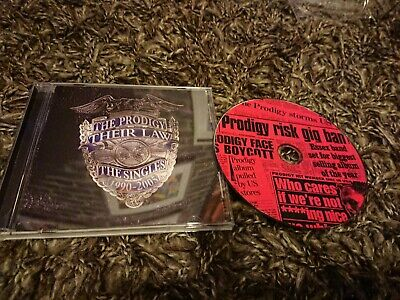 The Prodigy - Their Law (Singles 1990-2005, CD 2005)
