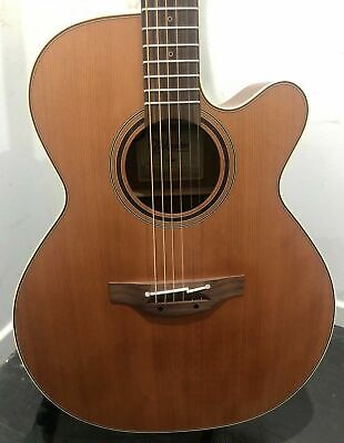 Takamine P3NC Acoustic Electric Guitar W/ Takamine Hard Case