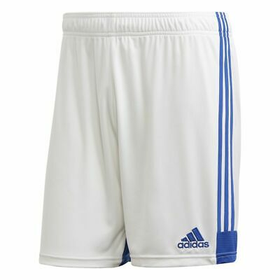 Adidas Football Soccer Mens Sports Training Shorts Regular Fit Long Size Running