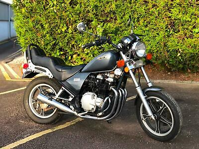 Suzuki GS550L 1983 Only 8489 Miles from NEW !