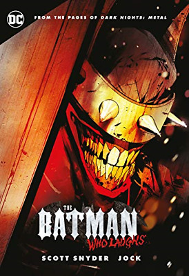 The Batman Who Laughs, Very Good Condition Book, Snyder, Scott, ISBN 1401294030