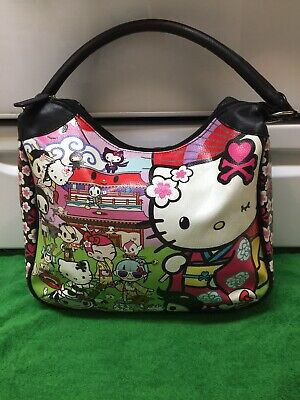 Hello Kitty Tokidoki Shoulder Bag