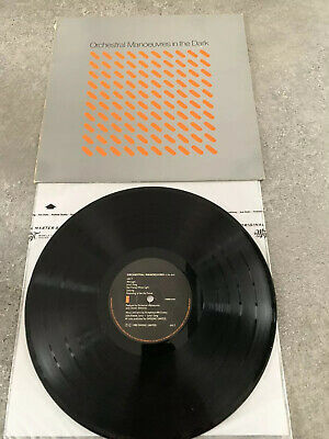 Omd-Orchestral Manoeuvres In The Dark 1980 Dindisc Did 2 Excellent