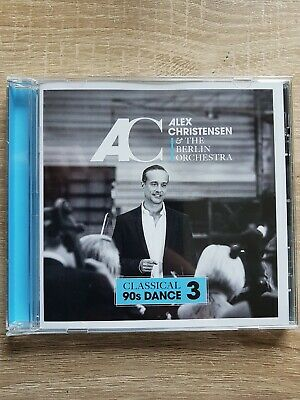 Cd alex christensen Classical 90s Dance 3