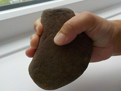 Neolithic Hand Grinding Stone Tool. Eyes Only Metal Detecting Find
