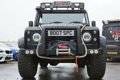 Land Rover Defender 4.5M  X 28Mm Spectre Tow Rope - 12 Ton Breaking Strain