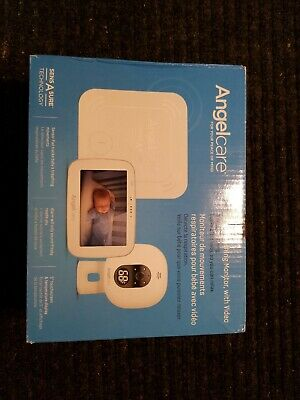 Angelcare® AC527 Baby Breathing Monitor New