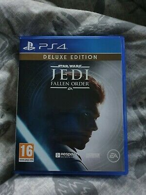 Star Wars JEDI: The Fallen Order (PS4) Game | BRAND NEW SEALED | FAST POST