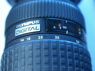 Olympus Zuiko Digital II 14-54mm f/2.8-3. II Lens For Four Thirds