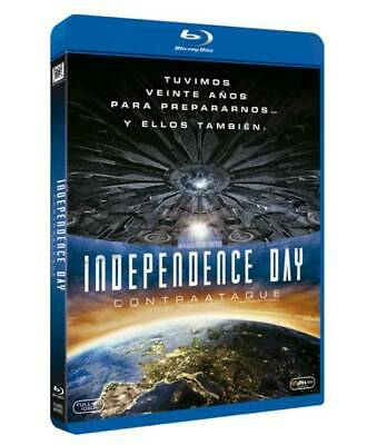 Independence Day: Contraataque Blu-ray
