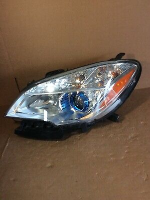 2013 2014 2015 2016 Buick Encore Left Driver Side Halogen Headlight Perfect Lens
