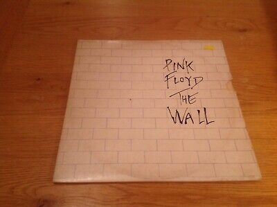 Pink Floyd   The Wall  Rare 1979 Scbs 2462 Double Vinyl Lp. G/F & Inner Sleeves