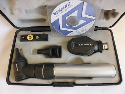 Keeler Ophthalmoscope and Otoscope Diagnostic Set in Excellent condition.