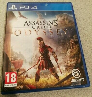 Assassin's Creed Odyssey PS4 *Pristine*