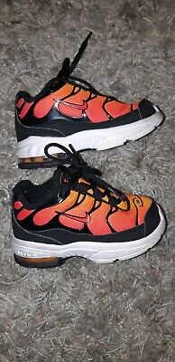 kids boys girls nike air max trainers uk size 5.5 infant