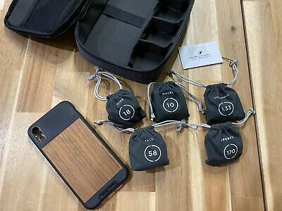*BARELY USED* Moment Lens Kit, Accessory Case, And iPhone X Case