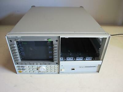 HP Agilent 70004A Color Display Mainframe