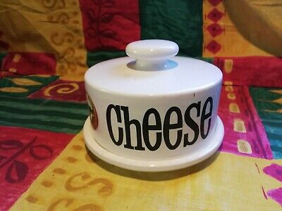 McVITIES Royal Winton Cheese Bell made By Grinwades Taunton Vale 1979 Vintage