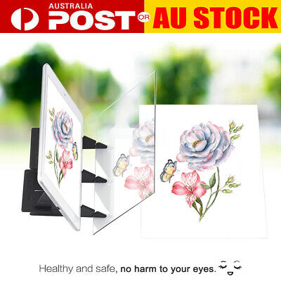 Optical Drawing Tracing Board Sketching Painting Tool Animation Copy Pad AU