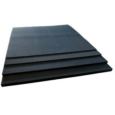 Neoprene Sponge Rubber Material 310mm x 205mm, 3.0mm thick  (Closed Cell)