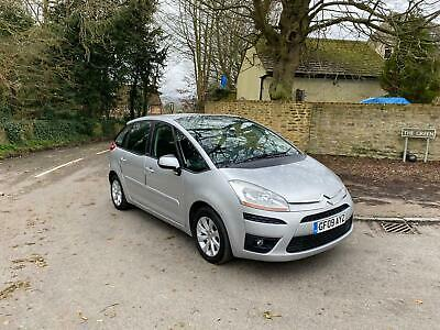 Citroen C4 Picasso 2.0HDi ( 138bhp ) EGS VTR+ LOW MILES