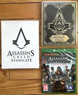 Assassin's Creed Syndicate Neuf Sous Blister Xbox 360 Brand New Sealed Neu Ovp