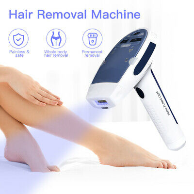IPL Permanent  Laser Hair Removal Device Home Use for Face Armpits Body Beauty
