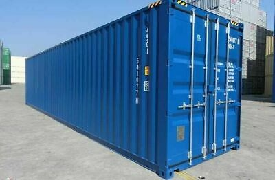 *READ DESCRIPTION BEFORE BUYING* - 40ft High Cube - 1 TRIP UNIT - Free Delivery