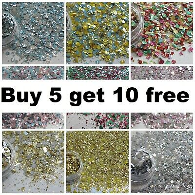 Biodegradable Glitter Festival Cosmetic Mix buy 5 get 10 free Vegan Pot Eco