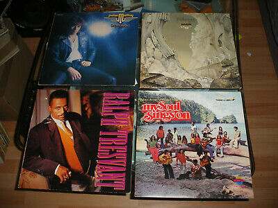 Schallplatten  Rock, Pop  40 LPs