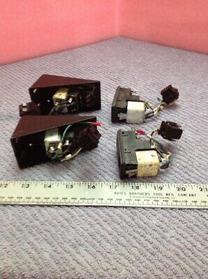 Corcom Power Entry Module 6EDL 4C Lot Of Four