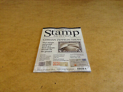 Gibbons Stamp Monthly March 2020 Stamp Collecting News 2020 Gibbons Catalogue