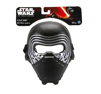 Star Wars Mask Kylo Ren The Force Awakens Costume