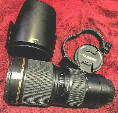 Tamron 70-200mm f/2.8 Di LD (IF) Macro AF Lens for Canon EOS DSLR