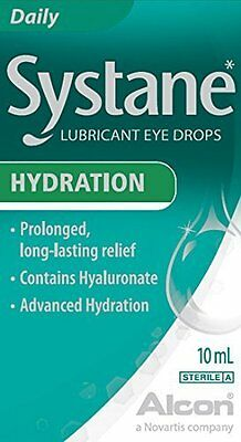 Systane Hydration Eye Drops 10ml  Short Dated Exp 05/2020
