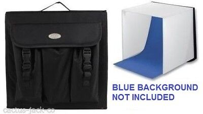 Portable 50Cm Photo Studio With Integral Carry Bag & 3 Pockets