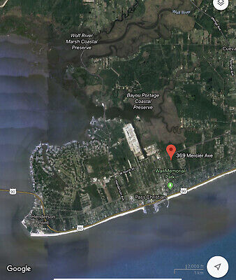 Vacant land for sale -Walk to the Beach- Pass Christian Mississippi