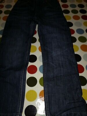 Age 7 Lee slim straight leg boys jeans GREAT CONDITION