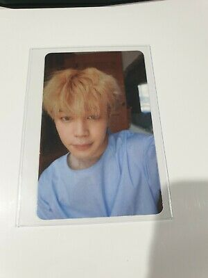 Jimin Official Photocard BTS Love Yourself Her Version L Genuine Kpop