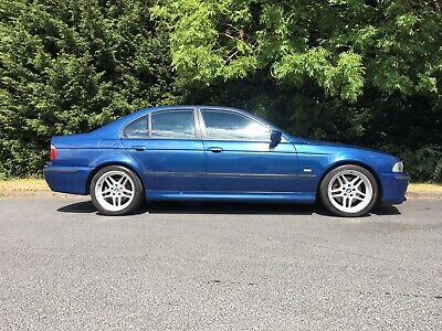 2001 (51) E39 BMW 530i M Sport Auto Fully Loaded FBMWSH 117k Miles HPI Clear P/X