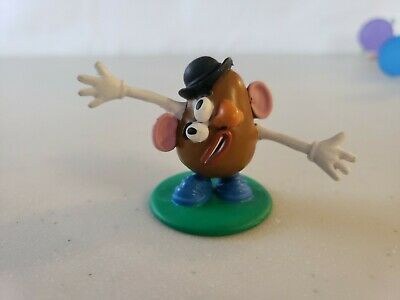 Toy Story MR POTATO HEAD Picasso Mixed Up Face Figure Disney Pixar Hasbro 2001