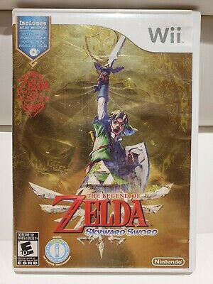 The Legend of Zelda: Skyward Sword (Nintendo Wii, 2011)