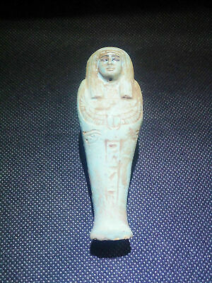 EGYPTIAN ANTIQUE ANTIQUITY Ushabti Shawabti Shabti Shabty 1570-1092 BC