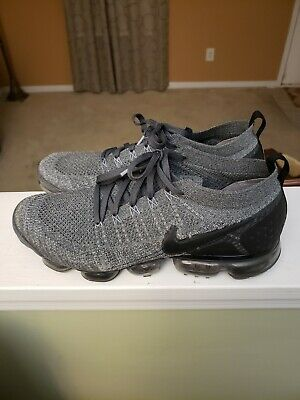 Mens Nike Air Vapormax Flyknit 2  sz 13  trainer crossfit running shoes