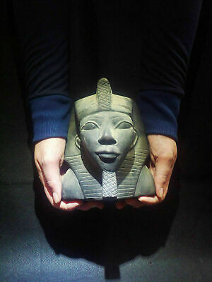 EGYPTIAN ANTIQUE ANTIQUITY King Horemheb Statue Sculpture Figure 1319-1292 BC