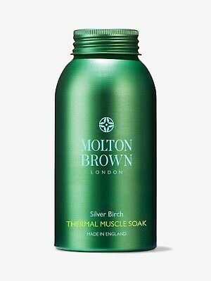 Molton Brown Silver Birch Thermal Bath Soak 300g - NEW